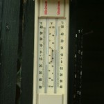 peter donegan landscaping ltd - maximum minimum thermometer