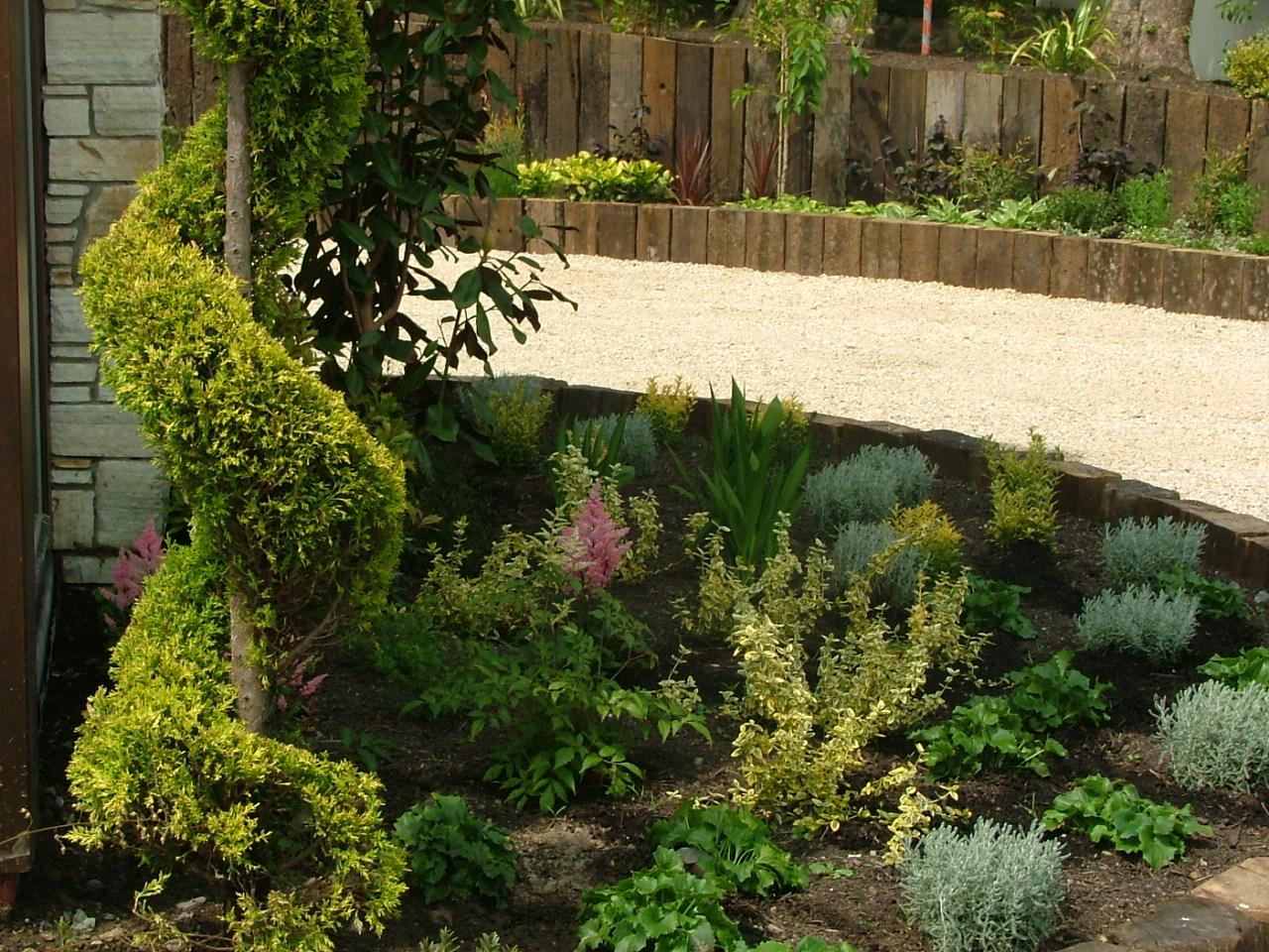Landscape garden ideas ireland for Garden designs ie