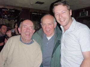 T.J. Tobin, John & myself