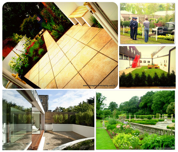 peter donegan, landscaping dublin gardens services,