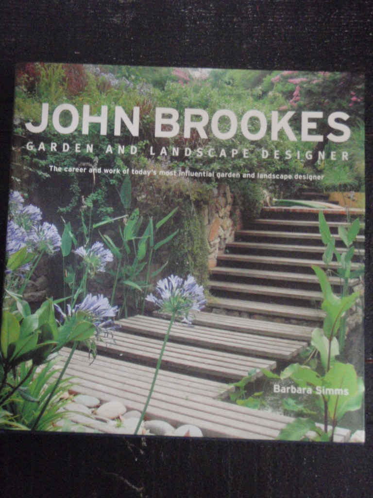 John Brookes… The Career Of [book]