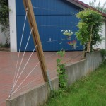 partition climbing frames for climbing plants