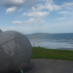 portmarnock eccentric orbit-southern cross monument