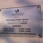 balbriggan fingal library