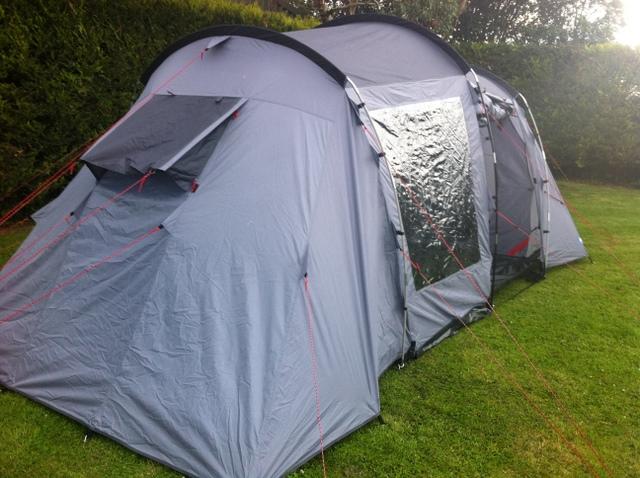 halfords tent (3) & Halfords Urban Escape 4 Man Tent Pack u2013 Peter Donegan Landscaping ...