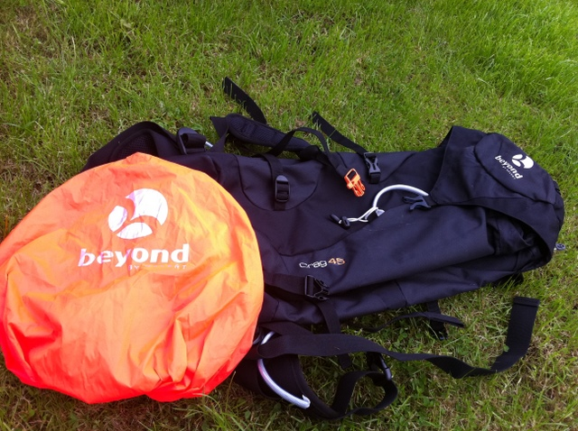 crag 45 rucksack beyond gelert