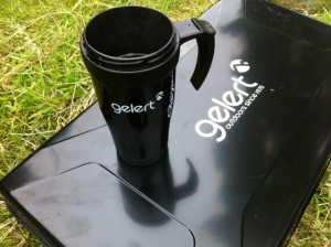 gelert compact camping cooker