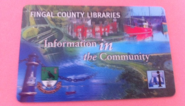 fingal libraries card