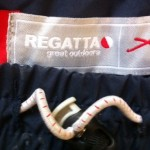 regatta xert trousers