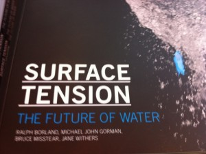 science gallery - surface tension