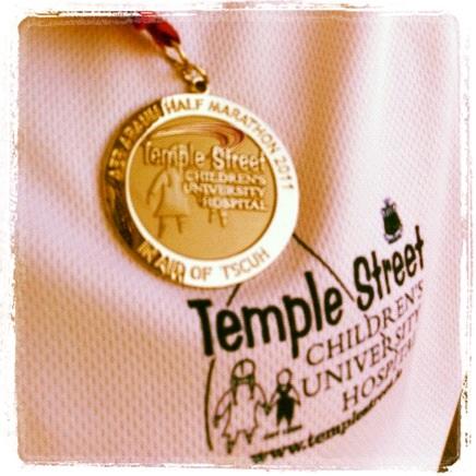 temple street half marathon 2012