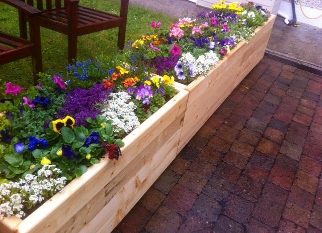 garden planters, dublin