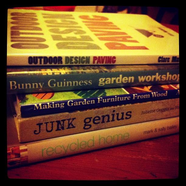 garden inspiration books