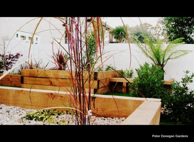 Dublin garden raised beds low maintenance peter for Low maintenance raised beds