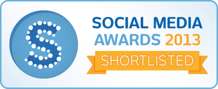 best blog Social Media awards 2013