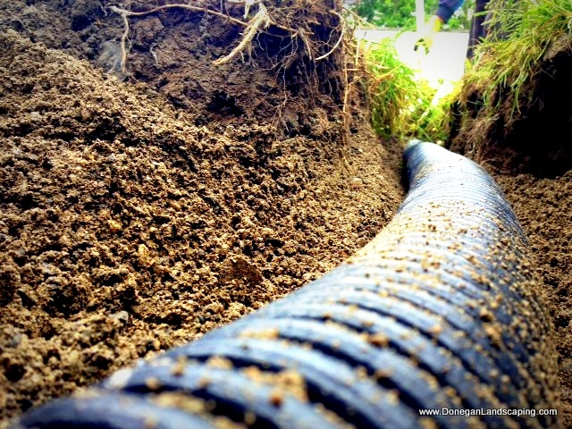 garden drainage