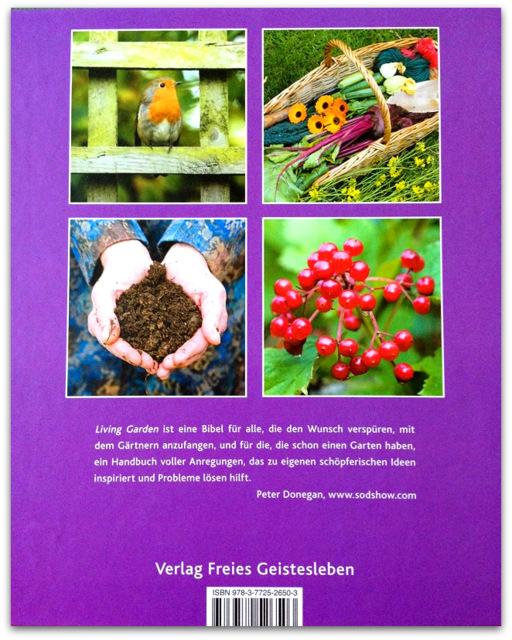garden books, peter donegan