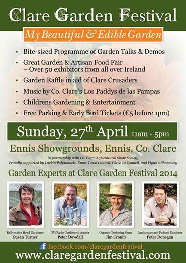 clare garden festival 2014