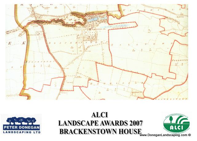 brackenstown house gardens, donegan landscaping dublin