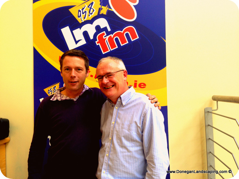 peter donegan, garden radio, gerry kelly, late lunch lmfm