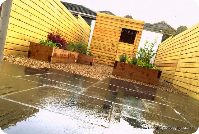 donegan landscaping dublin, back garden (1)