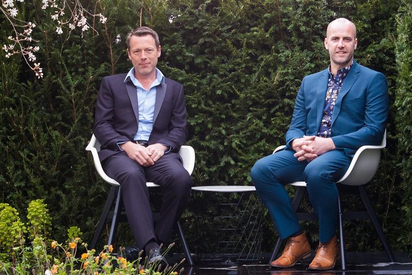 peter donegan garden designer, ed burnham contractor