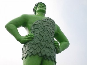 tommy gorman - green giant?