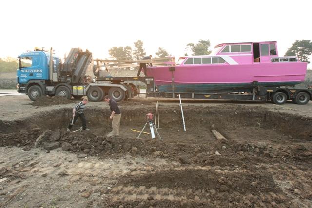 pink boat & the rick o'shea show