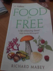 book review - food for free