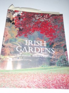 irish gardens by olda fitzgerald