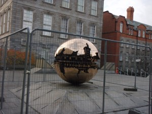 at trinity college