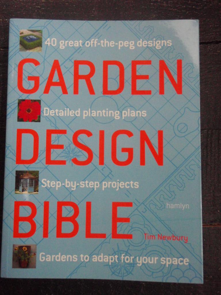 tim newbury garden design book