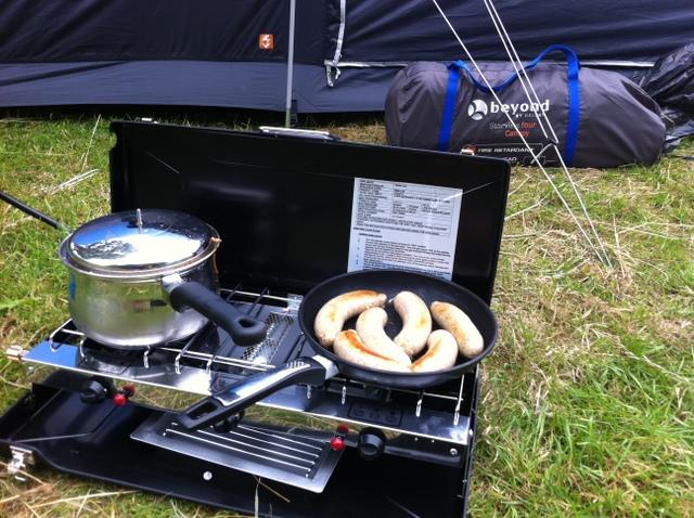 gelert compact camping cooker