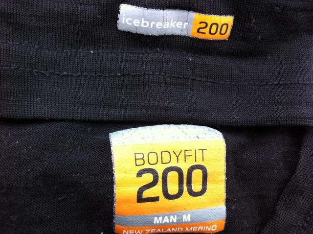 icebreaker bodyfit 200