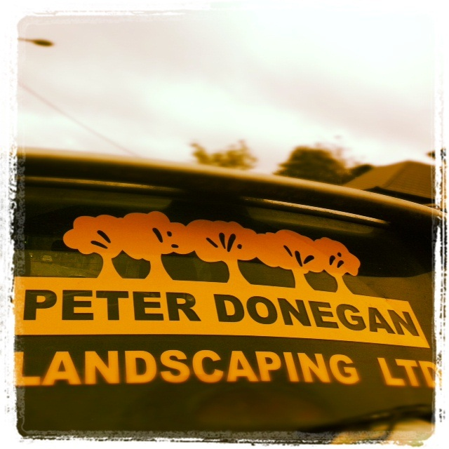 peter donegan landscaping ltd