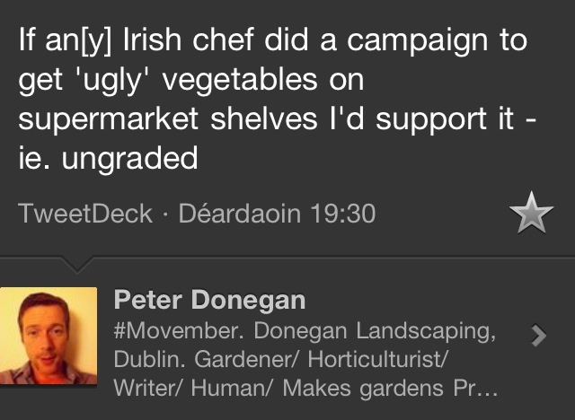 ugly veg peter donegan