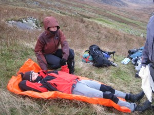 gelert survival bag
