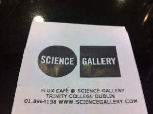 science gallery gift shop