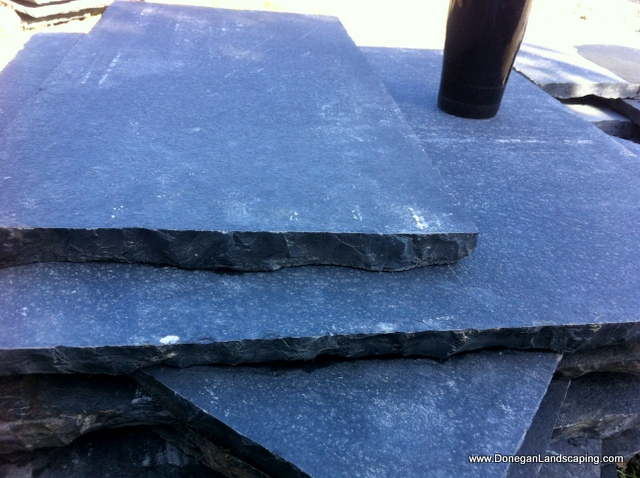 black limestone natural