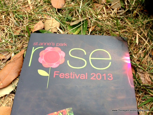 rose festival, st annes 2013