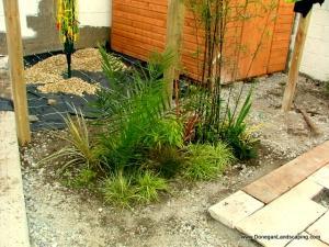 dublin landscaping in progress