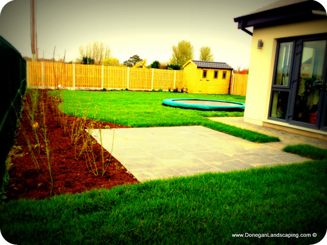 Peter Donegan Landscaping - 8 Different Back Gardens ...