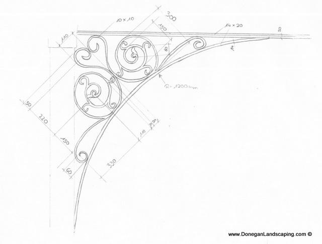brackenstown gardens, concept sketches
