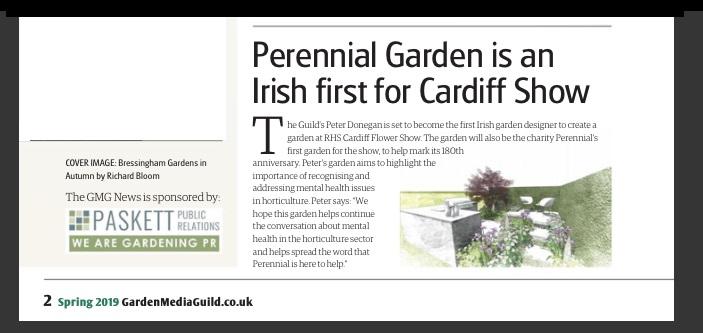 peter donegan garden design rhs