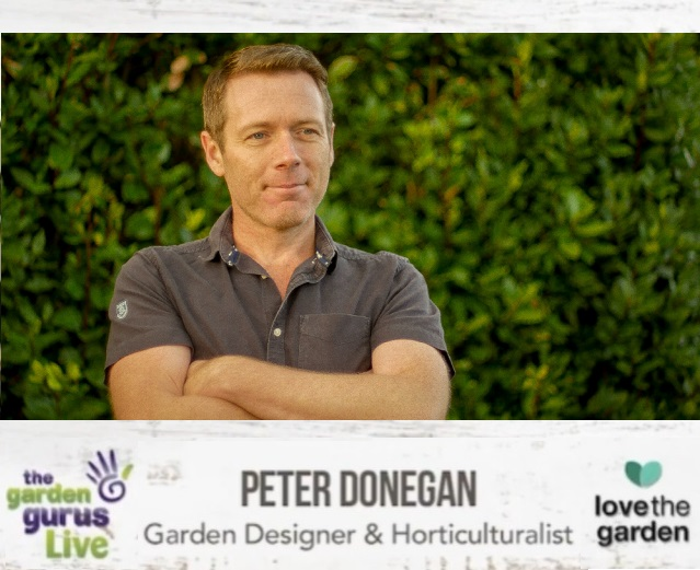 peter donegan garden design tv